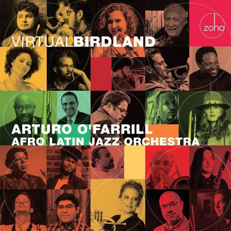 Arturo O'Farrill Afro Latin Jazz Orchestra - Virtual Birdland