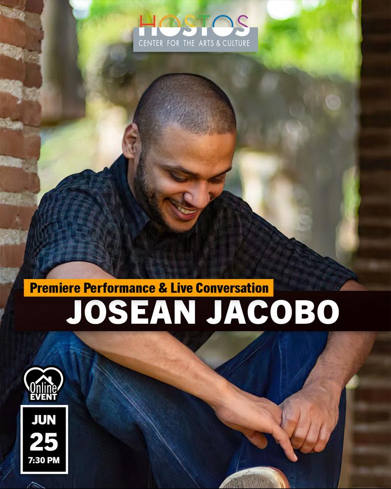Hostos Center for the Arts & Culture Presents: Josean Jacobo