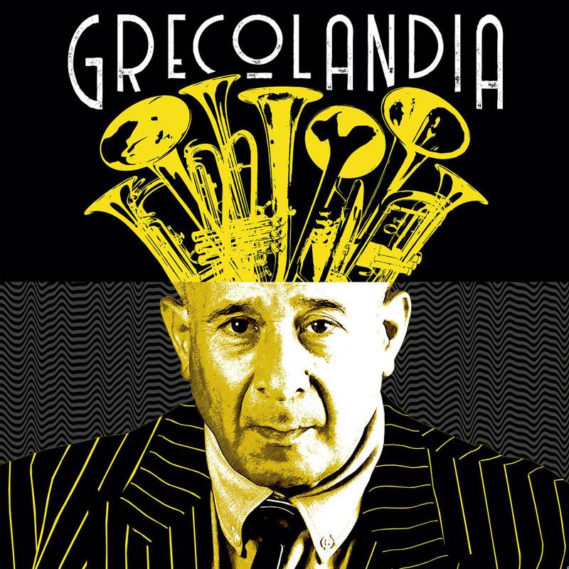 """Grecolandia · Homenaje a José Miguel Crego """"El Greco"""""""