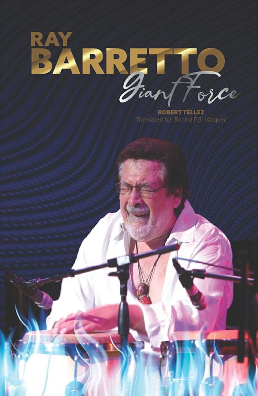 Book cover: Ray Barretto - Giant Force