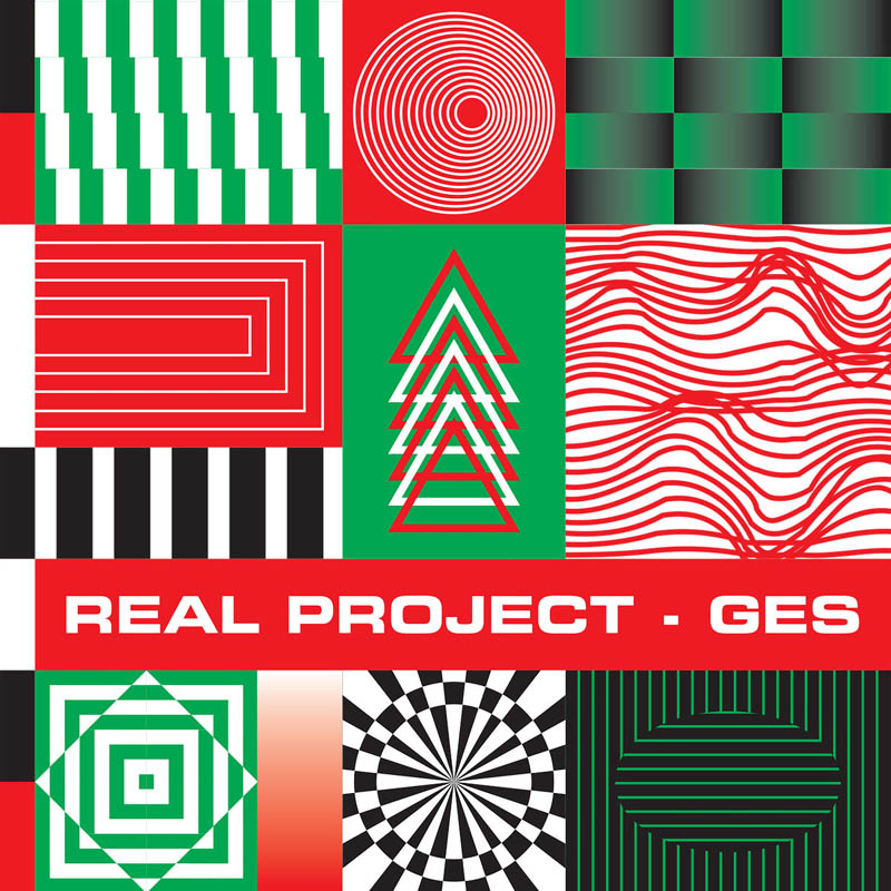 CD cover: Real Project: GES