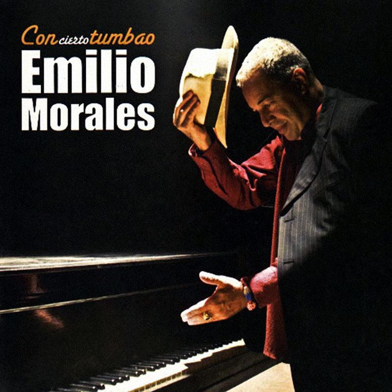 CD cover: Emilio Morales - Concierto Tumbao