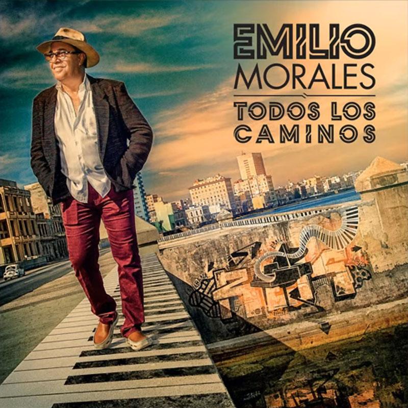 CD cover: Emilio Morales - Todos los Caminos